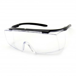 12pz/dozen.Protective and hygienic safety glasses, clear anti-fog and anti-scratch glasses for work.L004