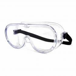 12pz/dozen.Protective and hygienic safety glasses, clear anti-fog and anti-scratch glasses for work.L007